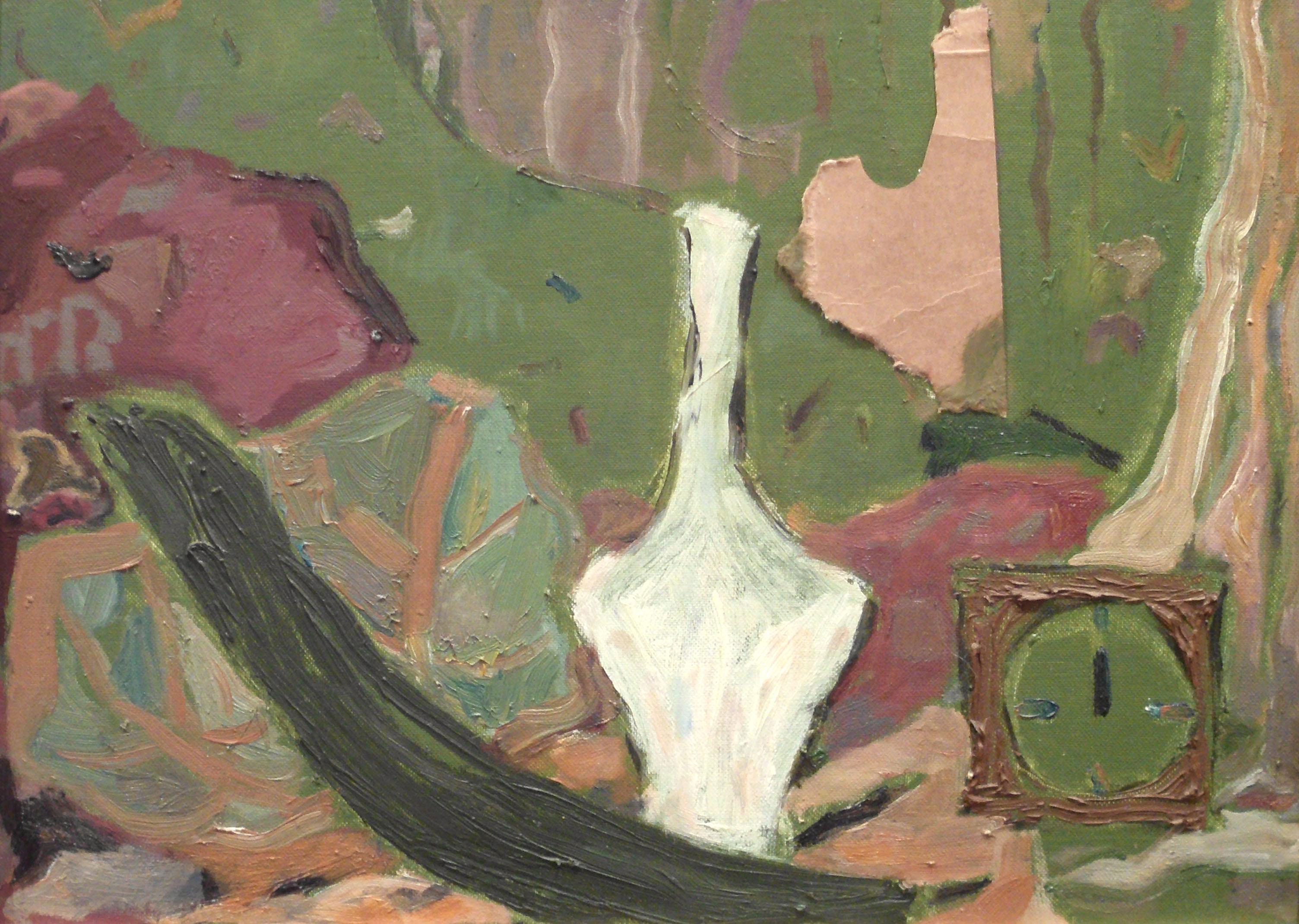 Ute Wittig - Helle Vase