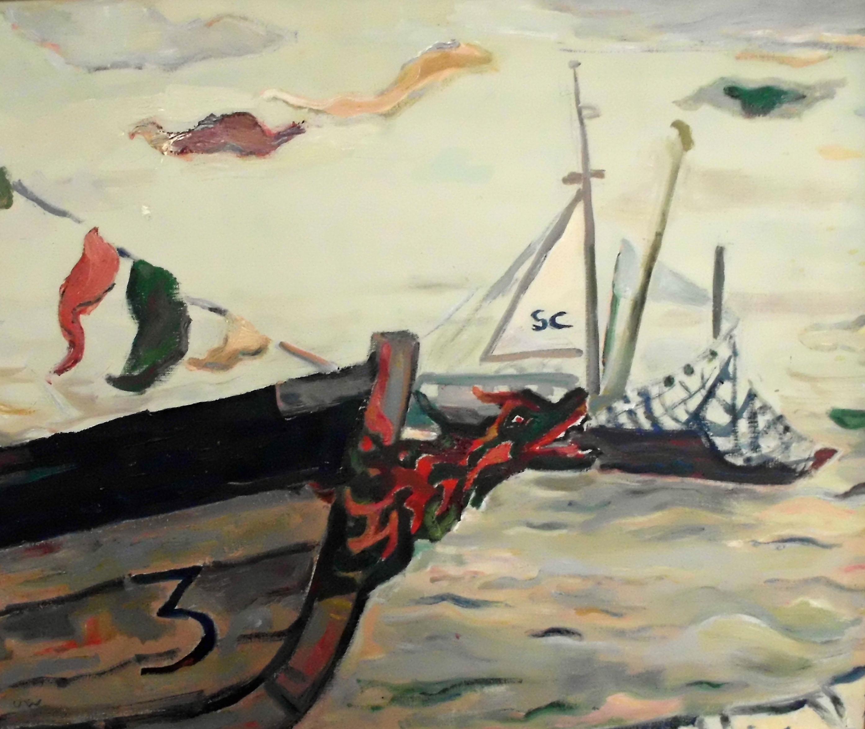 Ute Wittig - Das Drachenschiff