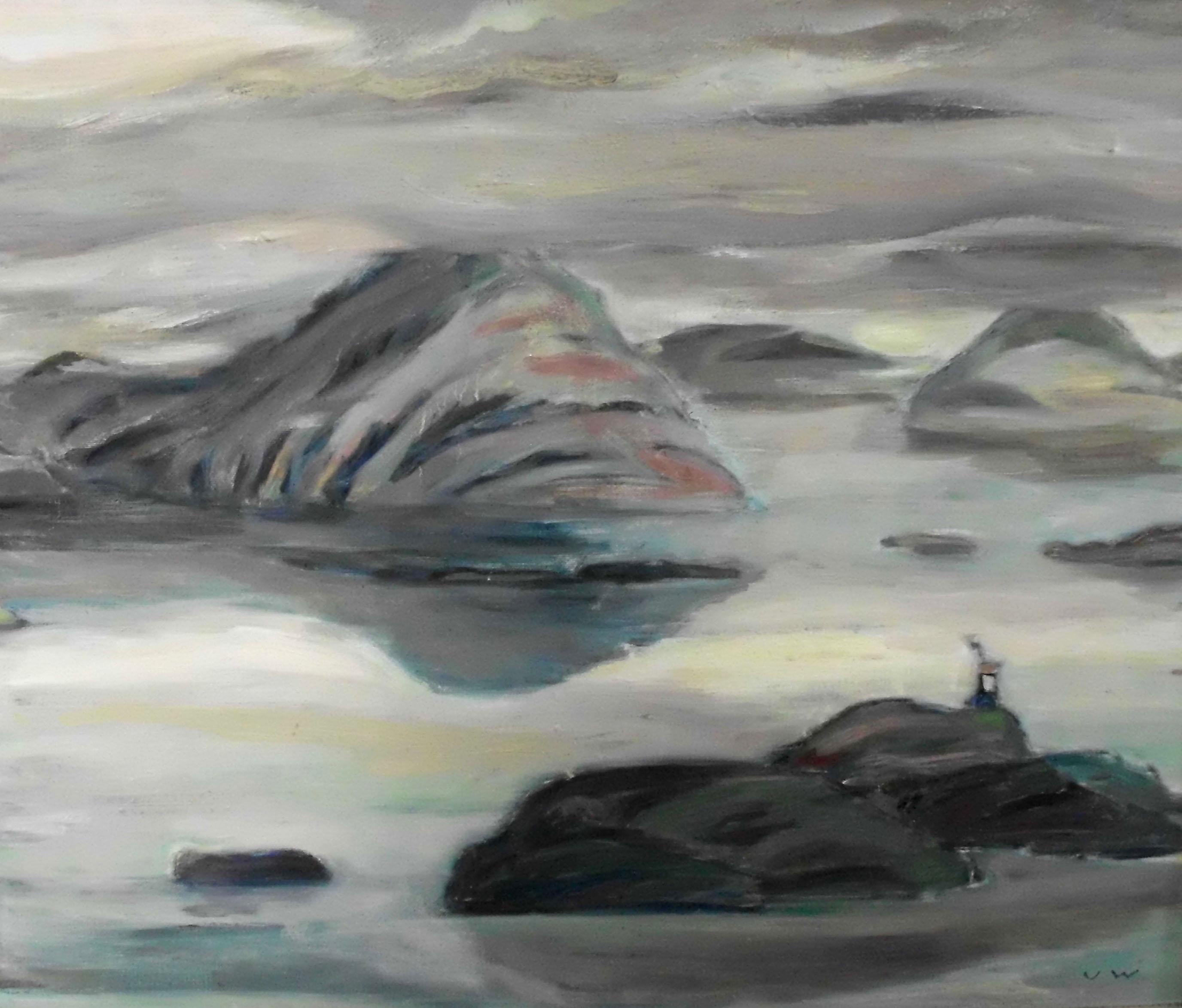 Ute Wittig - Norwegische Insellandschaft