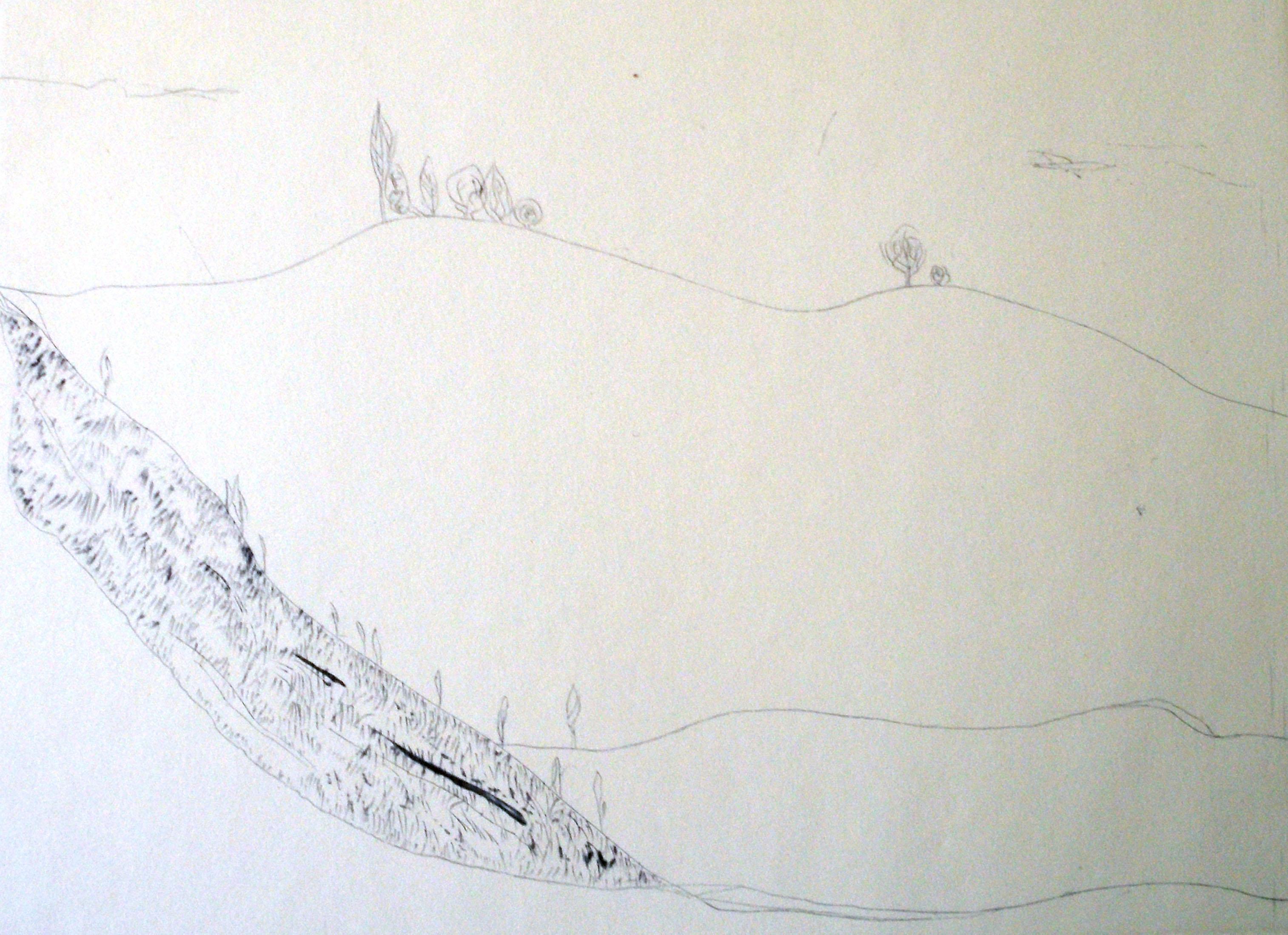 Gerhard Altenbourg - Landschaft