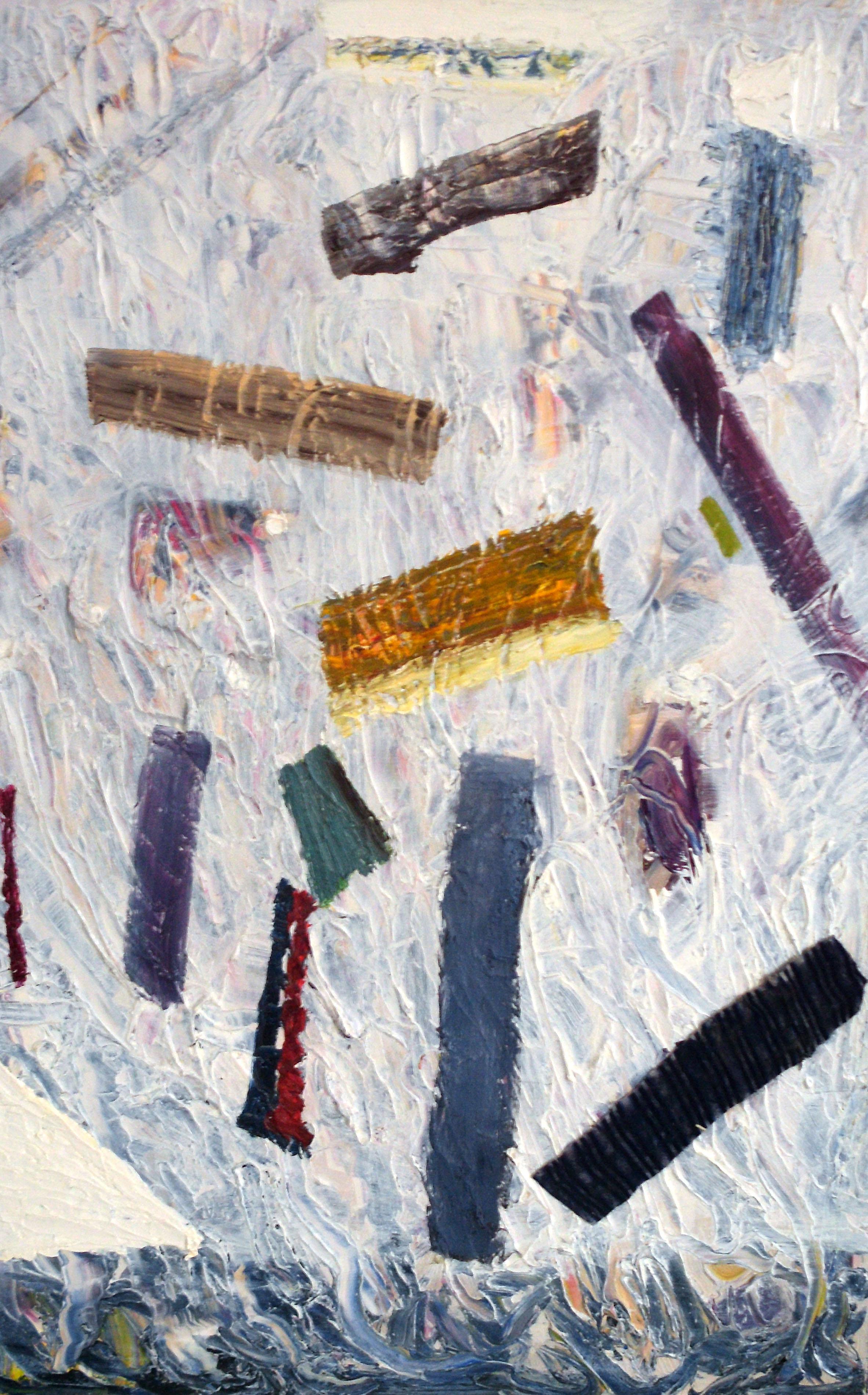 Strawalde - Tafelbild | Öl auf Leinwand | 2010