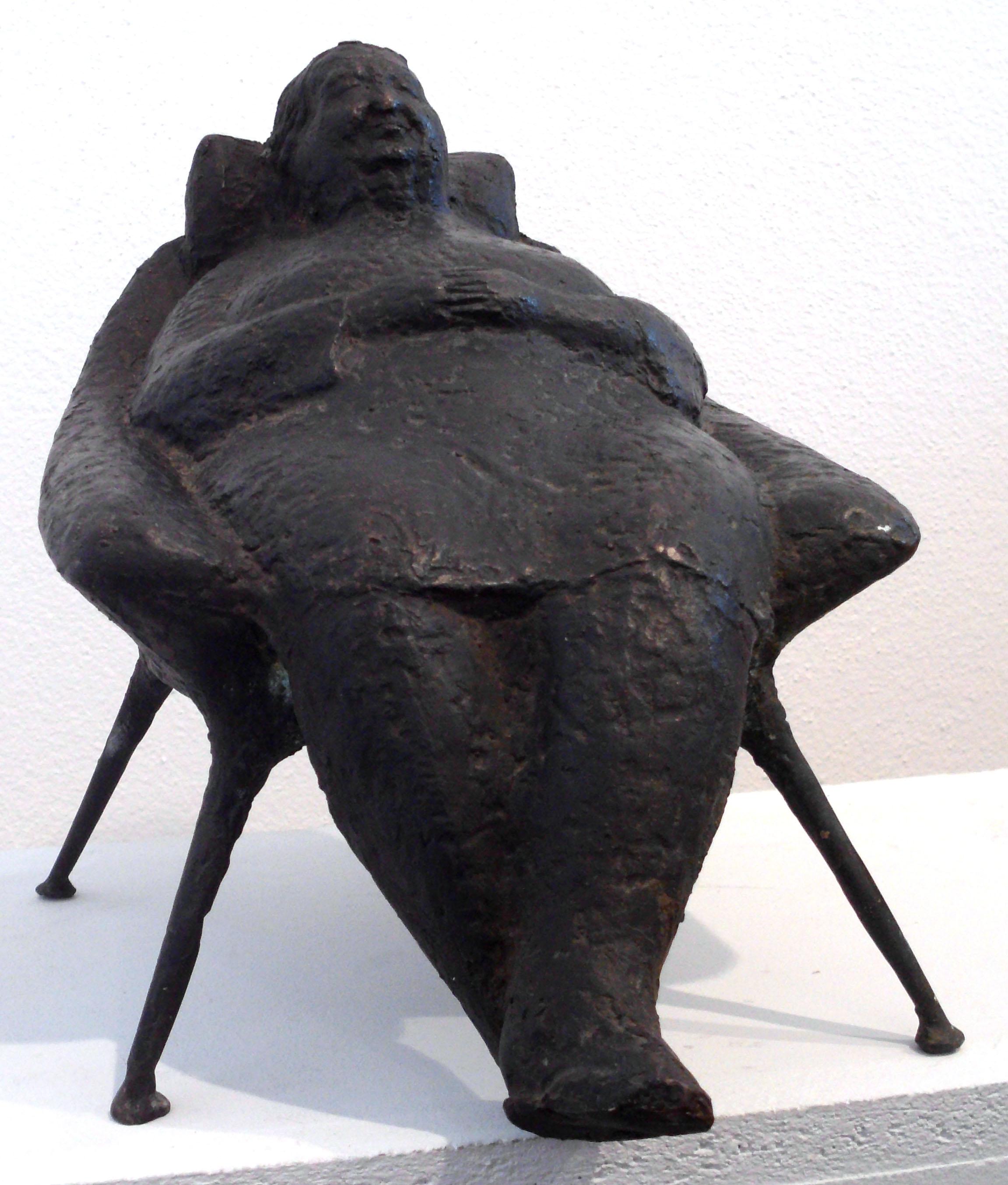 Hans Porsche - Großmutter | Bronze | 1985