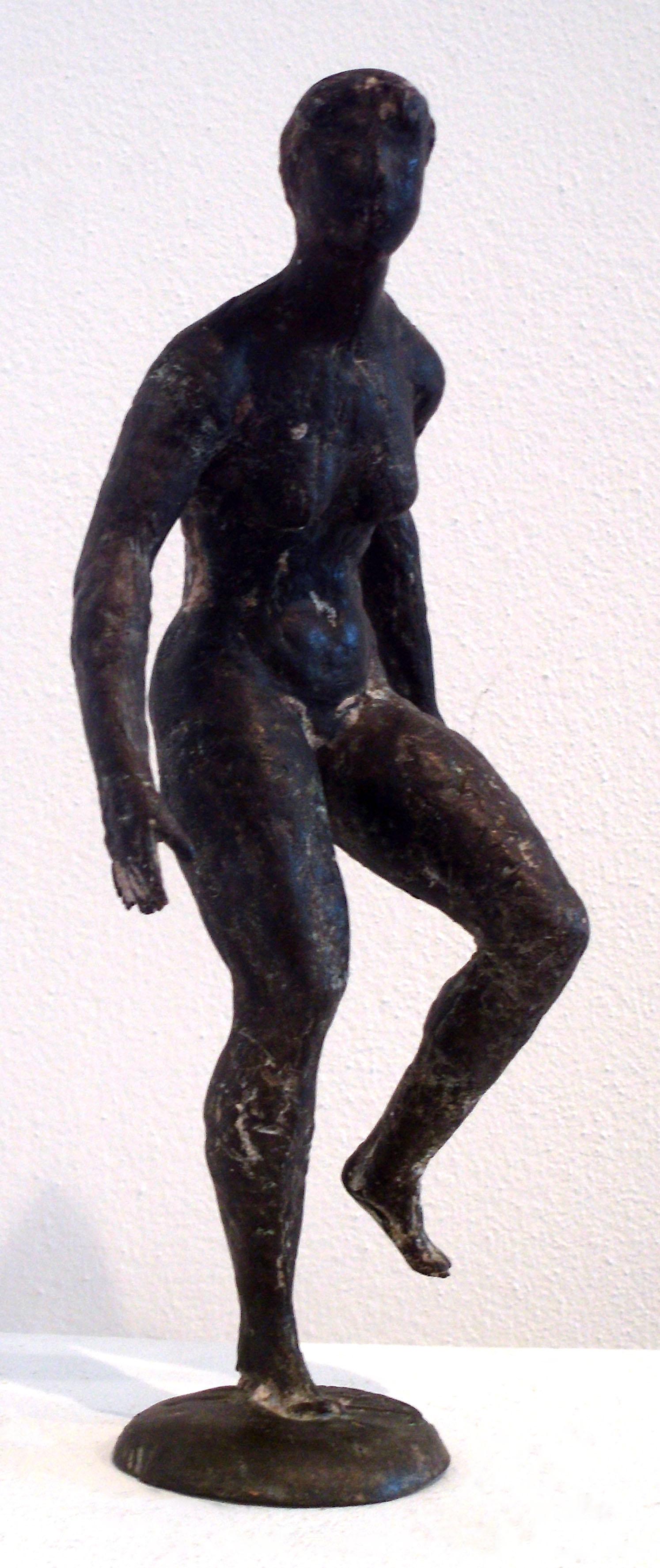 Hans Porsche - Stehende | Bronze | 1984