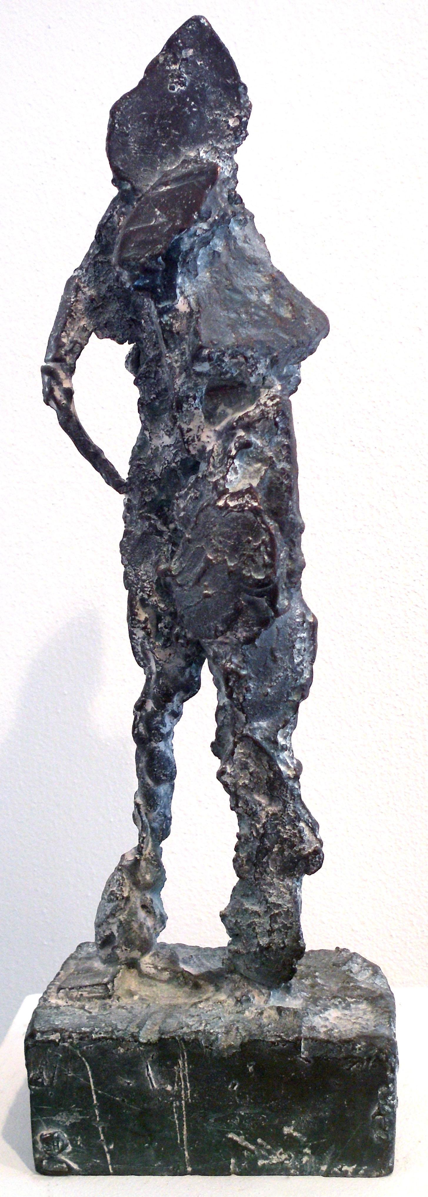 Sylvia Hagen - Lauf der Dinge I | Bronze | 2004