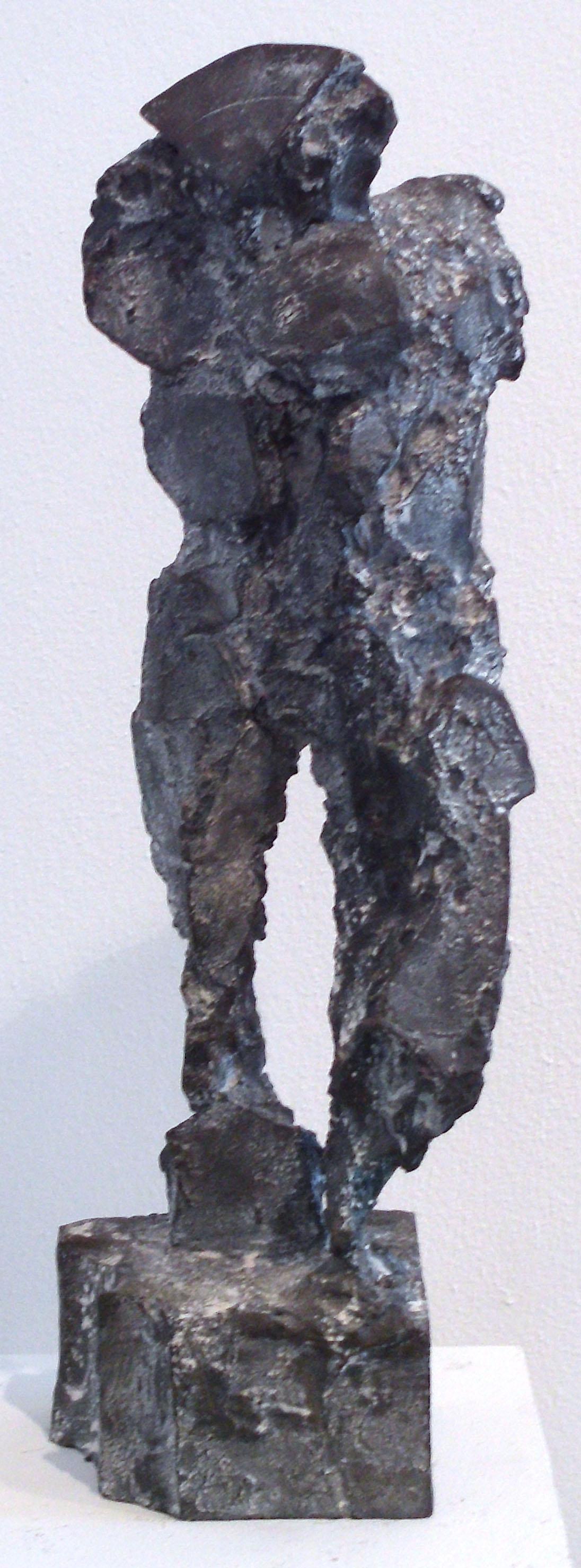 Sylvia Hagen - Lauf der Dinge II | Bronze | 2004