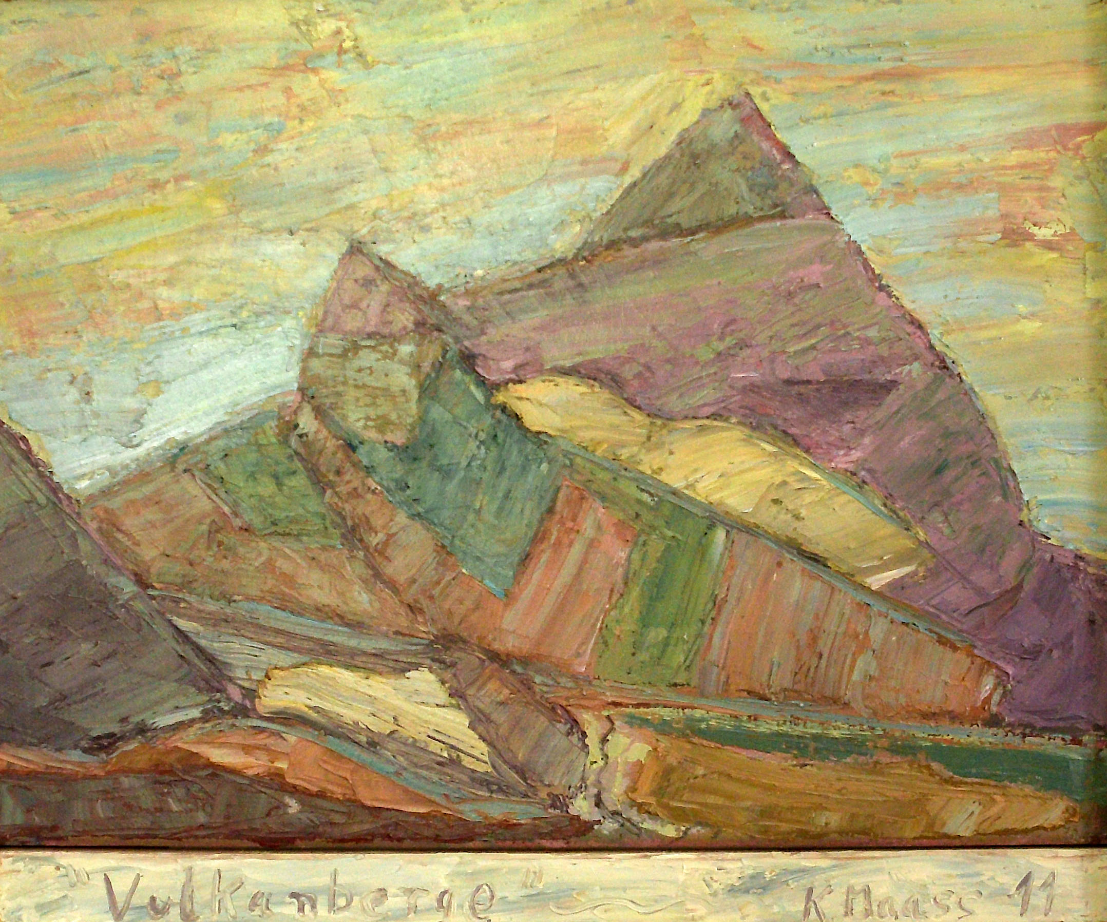 18-konrad_maass-vulkanberge-lanzarote-2011-oel_auf_leinwand-55x60