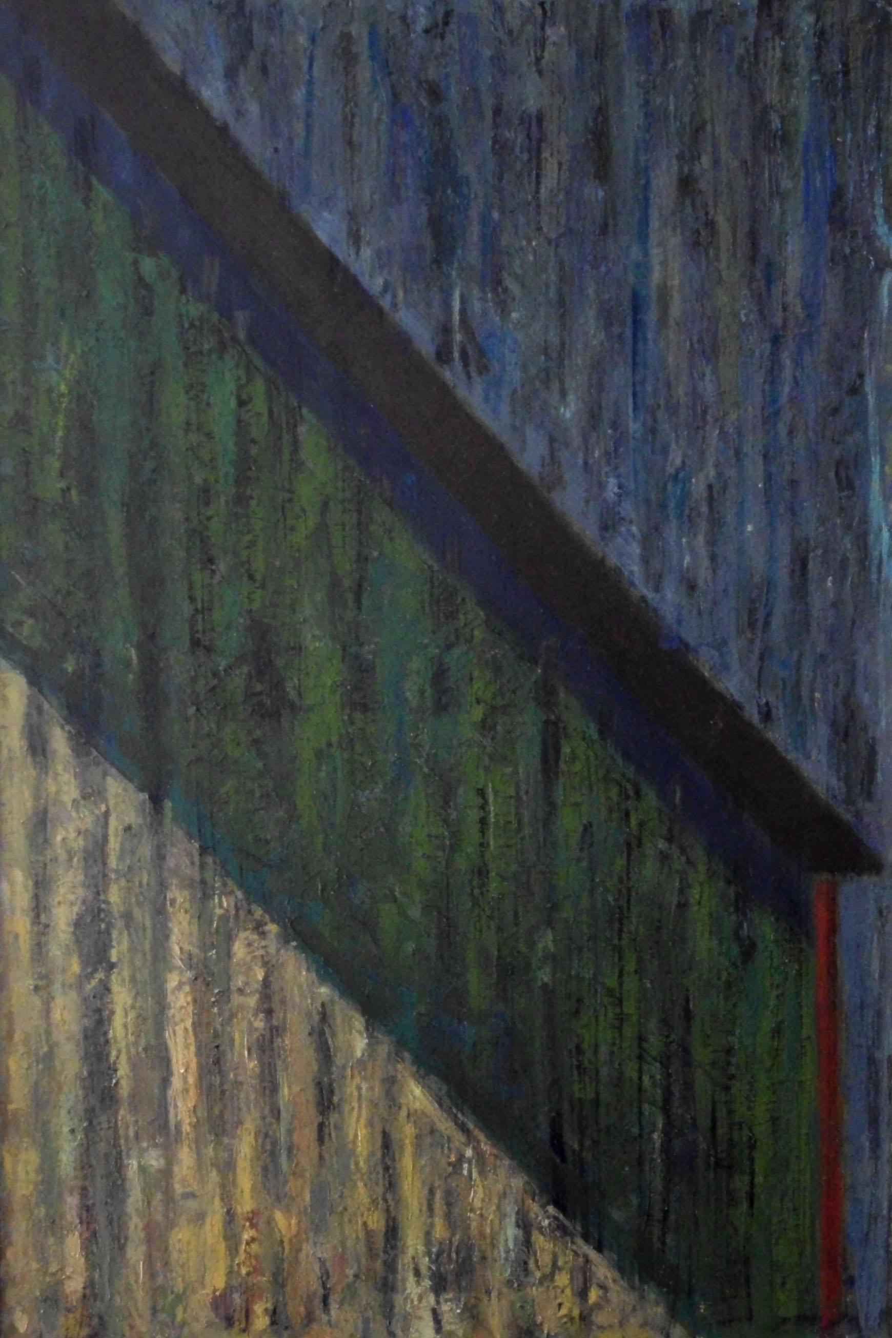 06-matthias_schroller-gehaeuse_diagonal-2014-oel_auf_leinwand-90x60