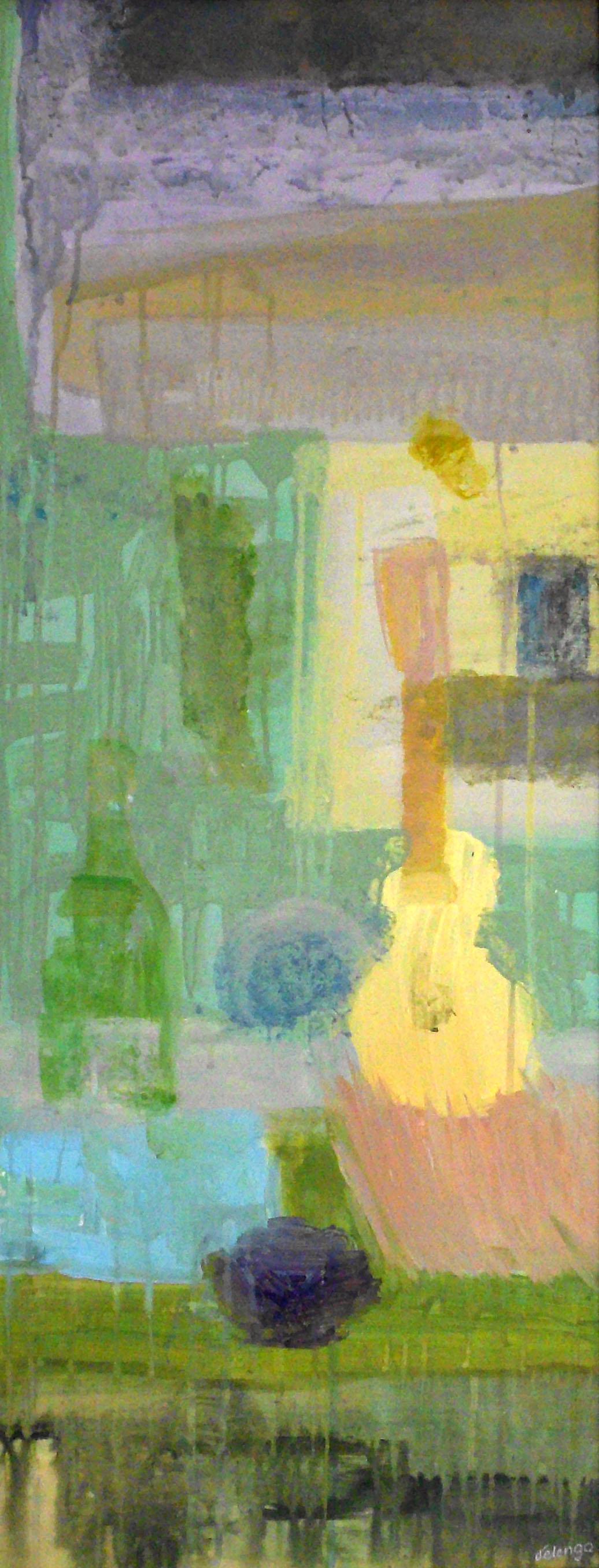 20-angelika_telenga-gitarre_ii-2012-oel_auf_leinwand-100x40