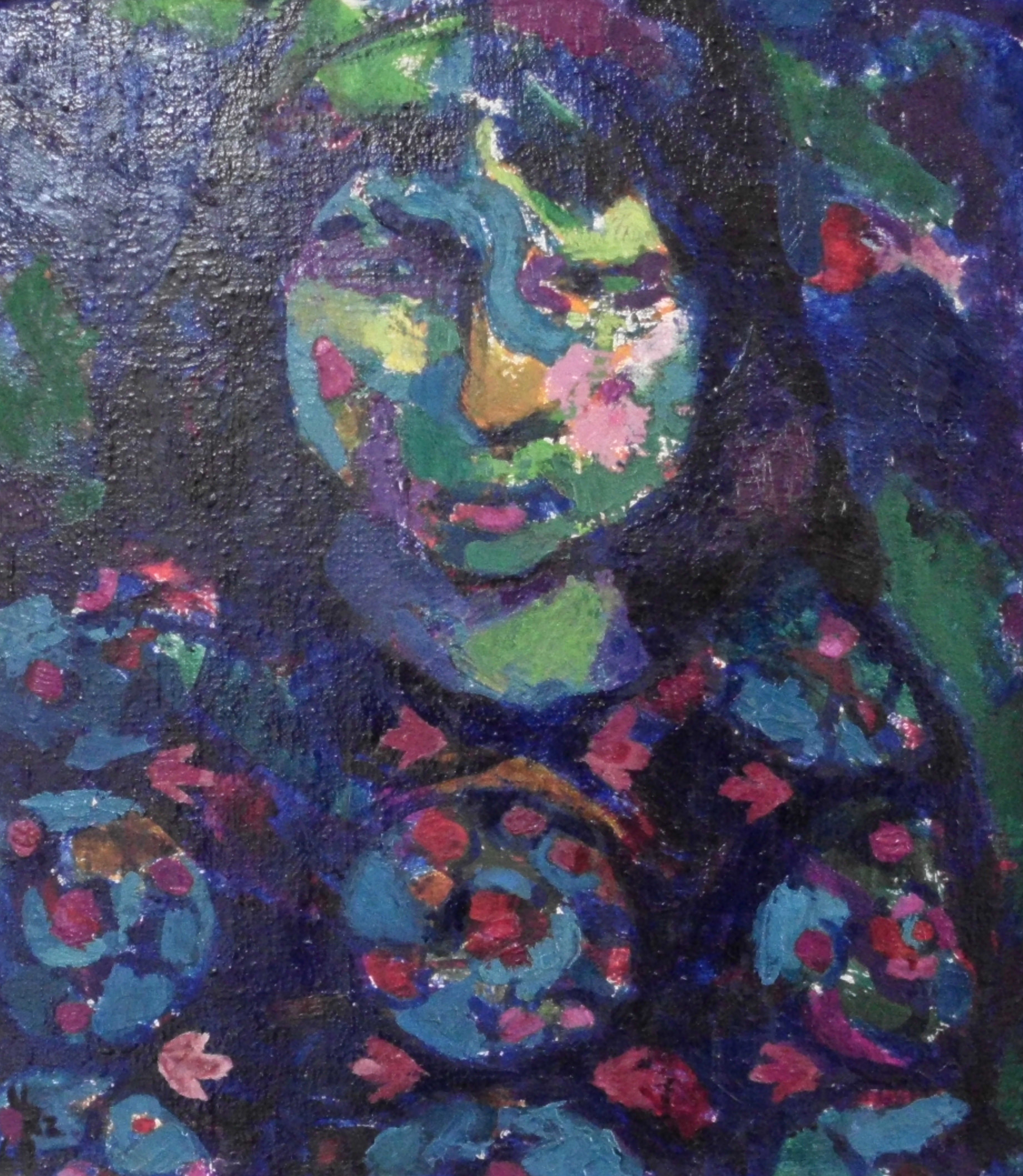 16-ursula_rzodeczko-bildnis_edith_rzodeczko-1969-oel_auf_leinwand-45x40