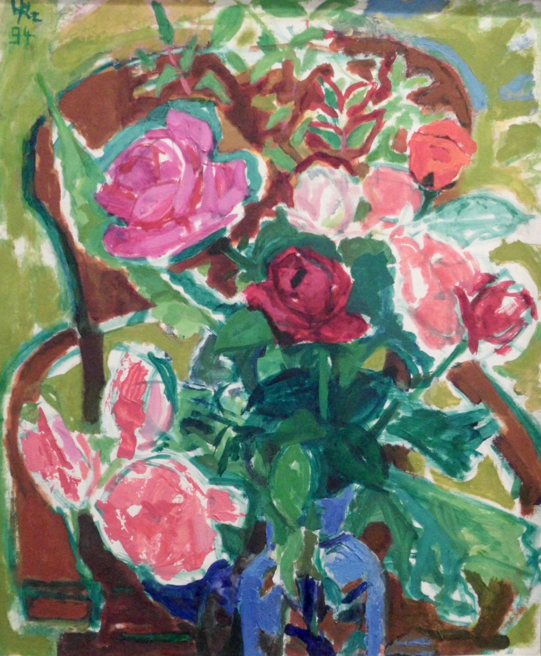 18-ursula_rzodeczko-rosen-1994-oel_auf_hartfaser-60x50