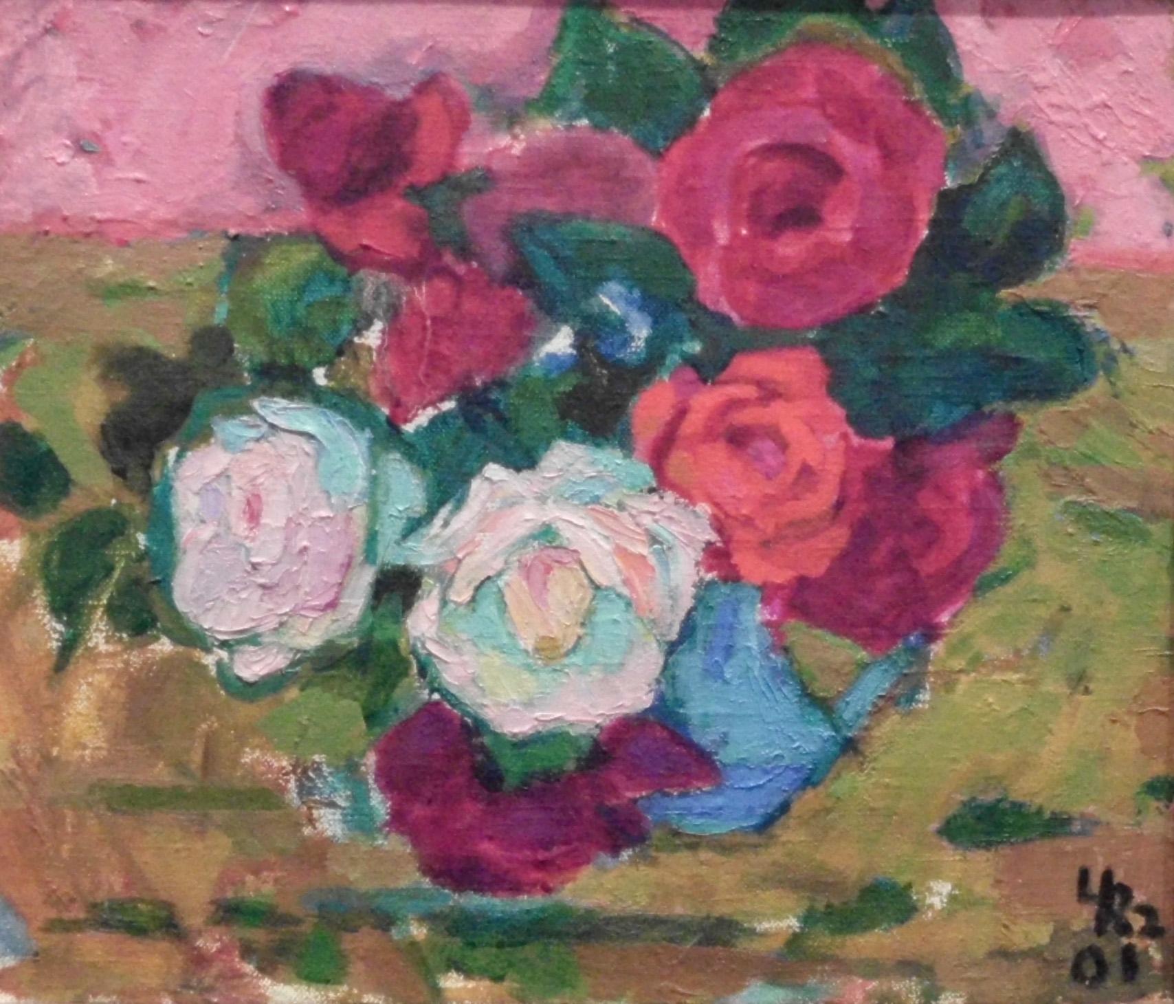 19-ursula_rzodeczko-rosen-2001-oel_auf_leinwand-30x35