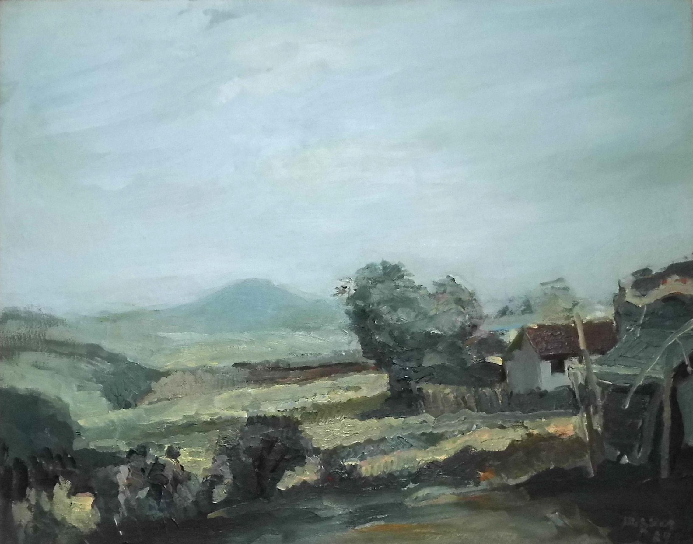 01-harald_metzkes-landschaft_lausitz-1984-oel_auf_leinwand-40x50