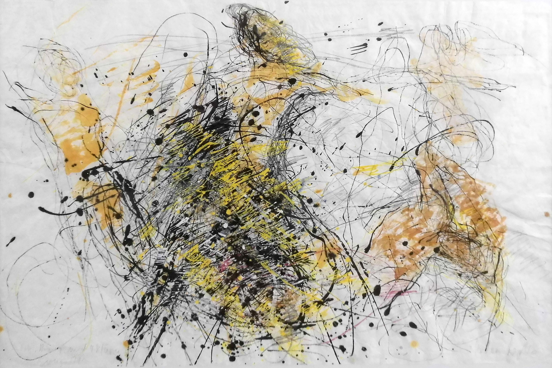 02-gerda_lepke-diana_und_aktaeon-1991-aquarell_tusche_japanpapier-60x90