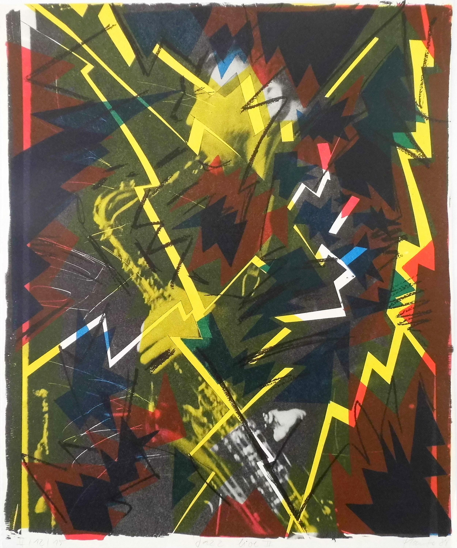 14-juergen_haufe-jazz_live_ii-1988-offsetlitho-60x50