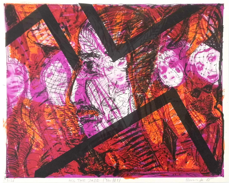 24-juergen_haufe-all_the_jazz_blatt_8-1985-offsetlitho-41-5x52