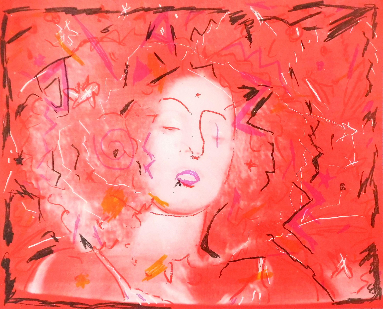 26-juergen_haufe-all_the_jazz_blatt_3-1985-offsetlitho-43x52