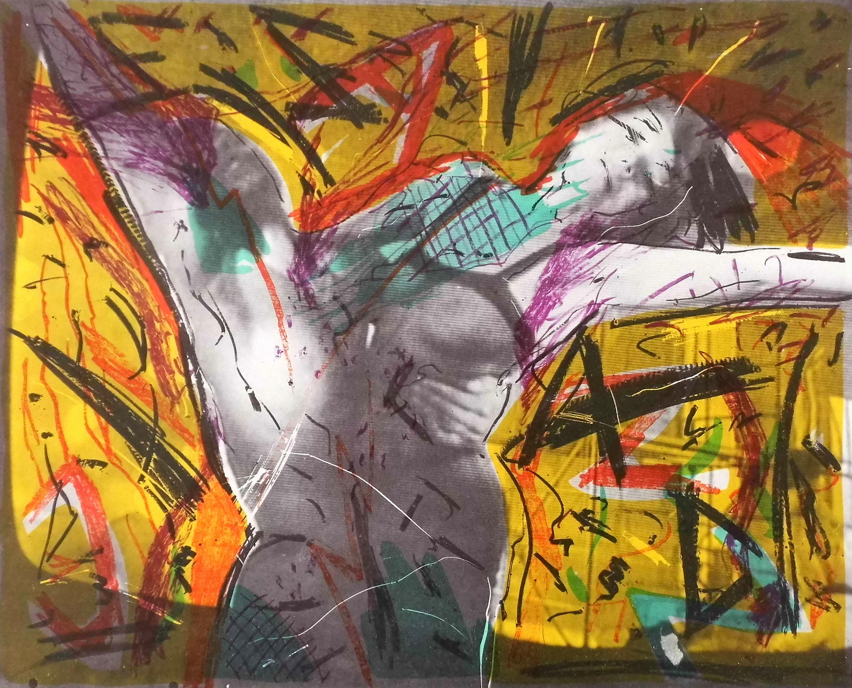 28-juergen_haufe-all_the_jazz_blatt_1-1985-offsetlitho-43x52