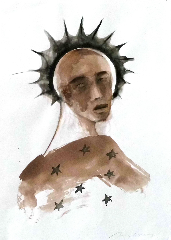 24-angela_hampel-himmelsbraut-beize_auf_papier-49x35