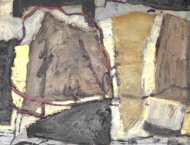 konrad_maass-atelier_der_bildhauerin-2011-oel_auf_leinwand-40x50