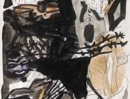 stefan_plenkers-aus_der_serie_chronika-1987-farbige_tuschen_auf_zeichnung-38x28