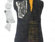 Detlef Schweiger - Black OneVII | 81 x 61 cm | 2006
