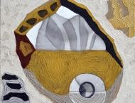 Detlef Schweiger - Gentro | 90 x 90 cm | 2009