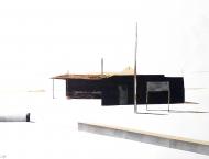ursula_strozynski-andalusischer_strand_ii-2014-collage-70x100