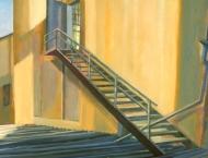 Almut Zielonka - Die Eisentreppe (II)